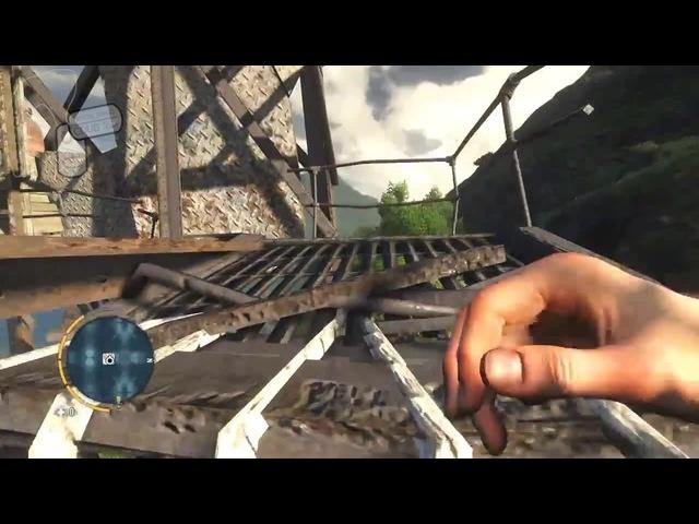 Vin Diesel in a Far Cry xXxANDER