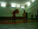 Семинар Западно-европейское фехтование. Ч.2. Щит-меч , 21.04.2012