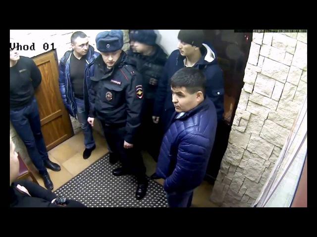 МЕНТОВСКИЙ БЕСПРЕДЕЛ в ресторане Семь ПятниЦ