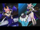 【Fate/EXTELLA】玉藻の前 宝具+ALLバトルアクション 【FateEX】Tamamo-no-Mae Noble Phantasm+all battle action
