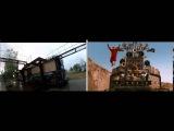 ЯРОВОЕ 2016 / МАШИНА ИЗ КАКОГО ФИЛЬМА? / ВАРИАНТ № 1: БЕЗУМНЫЙ МАКС Mad Max Fury Road / ГИТАРИСТ