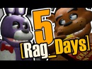 [16 ][Rag_Days] 5 Спасение задницы (five nights at freddy's GMod rag days)