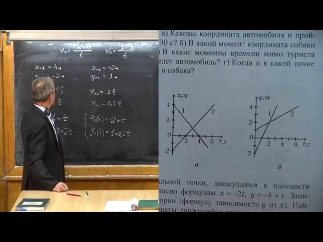 Урок 16. Решение задач на графики РПД (продолжение)
