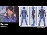Super Sentai 1975-2012 (Goranger - GoBusters)