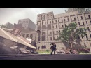 NieR Automata Demo - Hidden Zone City OoB
