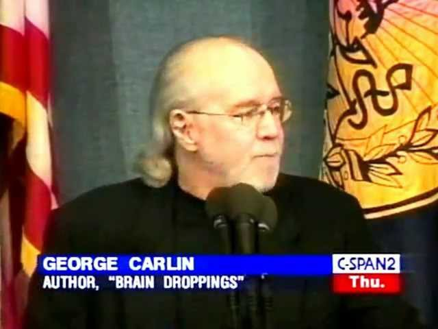 George Carlin Brain Droppings