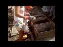 Как сделать шлакоблок в домашних условиях: иготовление формы для полнотелого шл