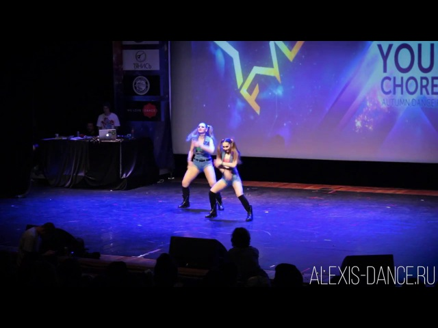 Alexis Girls - Fame Your Choreo 2016
