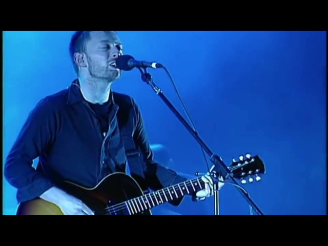 Radiohead In Limbo Live at Rock Am Ring 2001