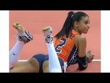 Страстная волейболистка взорвала YouTube