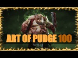 Dota 2 - The Art of Pudge - EP. 100 (Best of Ep. 75-99)