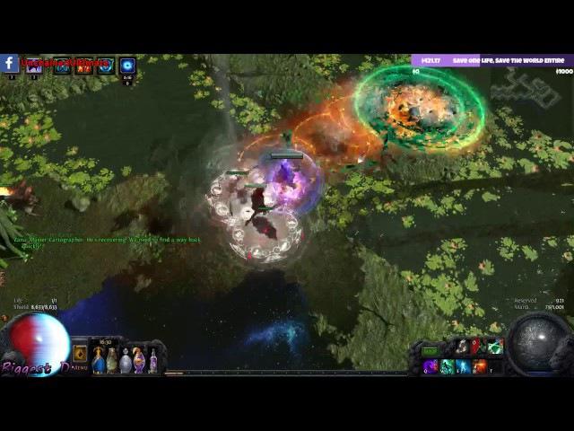 Path of Exile: Fastest Shaper Kill? (Extreme Damage, Guide in Description)