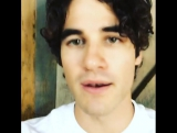 Darren Criss on Instagram: This makes more sense. Thanks again Represent.com ... Fun fact: this is me in high school the same y