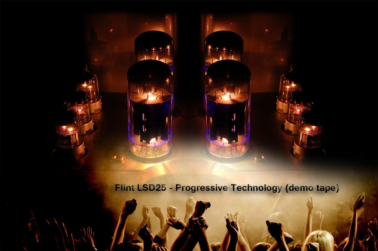 Flint LSD25 - Disfigured parallel (Original mix) [demo tape]