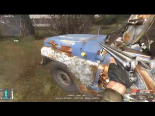 Прохождение OGSE 0692 Jekn gameplay addon5. Тайник Искателя Пацюка.