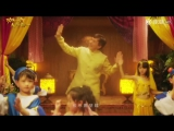 Индийский танец в исполнении Джеки Чана