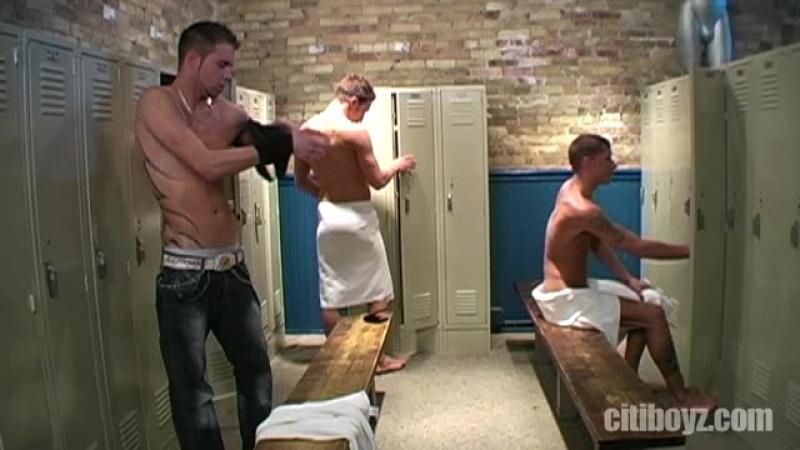 Пашкин КИНОЗАЛ - Blake, Damon  Eric 1.2 (Blake Hunter, Damon Audigier, Eric Austyn) - Boys Night at the Baths 2