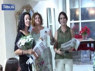 Видеосюжет Амолини ТВ Презентация Журнала мод № 6