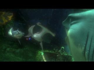 В поисках Немо/Finding Nemo (2003) Промо-ролик №1 (Большая белая акула)