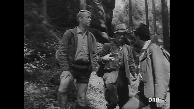 Красные альпинисты / Rote Bergsteiger (1967) 10 cерия озвучка
