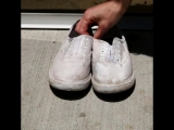 Как сделать обувь снова белой (6 sec)