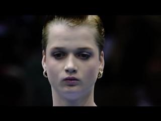 Светлана Хоркина. Победа на Олимпийских играх