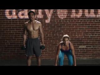 Anja garcia - inferno workout program - inferno wtf - loaded lower body