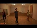 Bachata - Dancefit33 - Zumba  танцы во Владимире