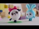 Малышарики Обруч серия 29 обучающие мультфильмы для малышей 0 4