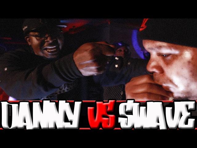 DANNY MYERS VS SWAVE SEVAH RAP BATTLE - RBE