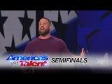 Jon Dorenbos: NFL Magician Has Judges Use Footballs During His Act - America's Got Talent 2016