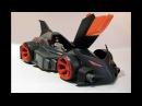 Мультики про машинки Бэтмен Супермен и Флеш Игрушки для детей