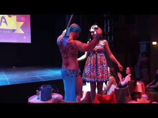 Луксор | Пятый Международный Фестиваль Восточного Танца Айда