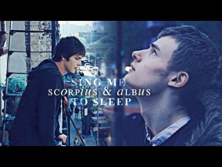 Scorpius albus   sing me to sleep
