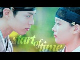 yeong + ra on  love in the moonlight