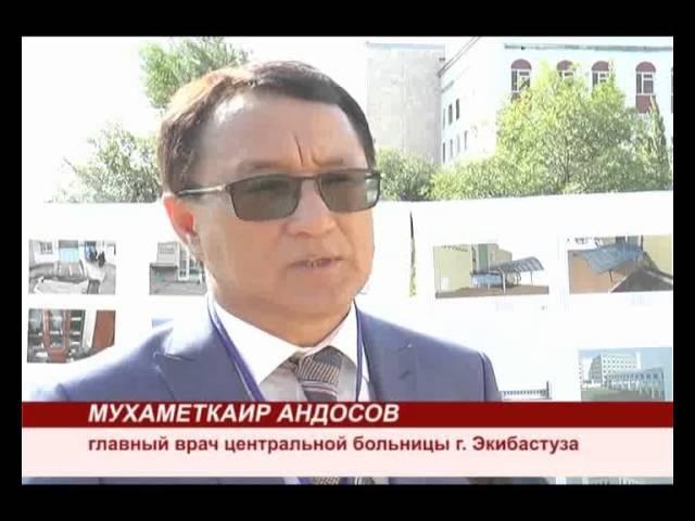 Экибастуз Новости Из Павлодара с проверкой Аким области оценил строительные работы в центральной
