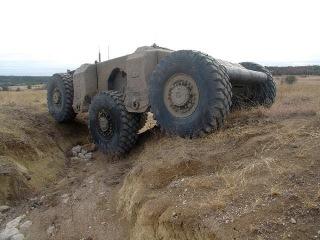 Крашер - Американская тактическая машина-робот