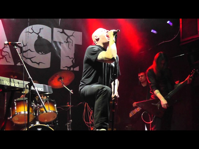 Abstract Spirit - Wings Of Doom X, Kasta Club, Moscow, Russia 21-04-2012