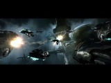 Epic Space Battles with Epic Music 3 (Two Steps From Hell - Disappear Cinematic)