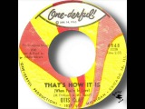 Otis Clay That's How It Is When You're In Love