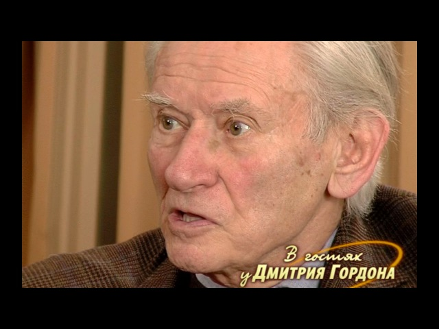 Генрих Боровик. В гостях у Дмитрия Гордона. 1/3 (2012)