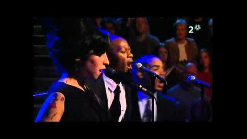 Rehab live on Skavlan 2007 - Amy Winehouse
