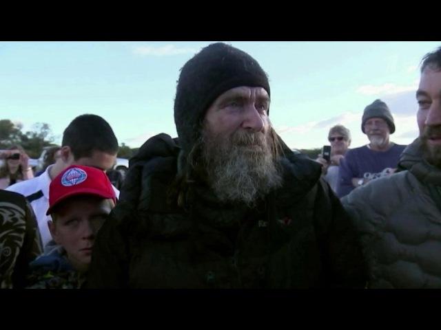 Федор Конюхов. Кругосветное путешествие на воздушном шаре.