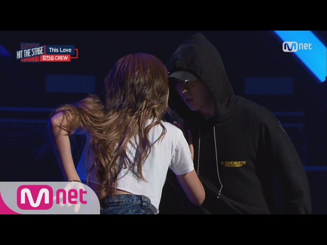 [Hit The Stage] Jang Hyun Seung X Stephanie, The 2nd Trouble Maker! 20160810 EP.03