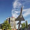 Типичный Новомосковск (Украина)