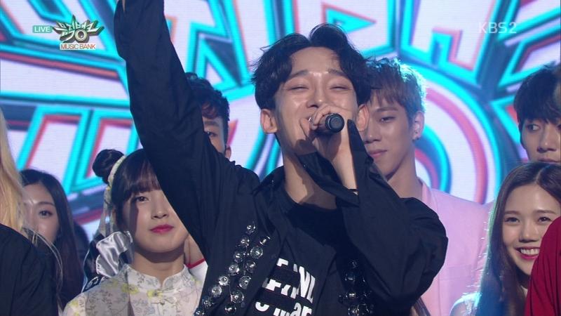 [CUT] 160617 KBS Misic Bank @ EXO - Interview, Encore