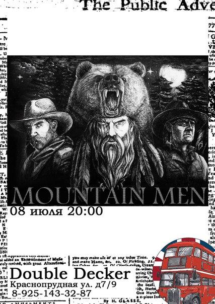 08.07 Mountain Men в Даблдекер