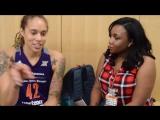 Excelle Sports talks to Brittney Griner