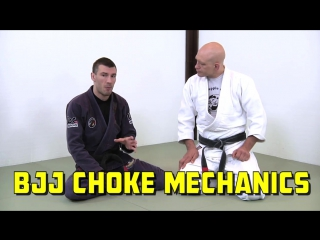 BJJ Choke Mechanics- How to Make Your Chokes Tighter and More Effective