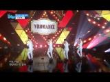 Vromance - She @ Music Core 160813